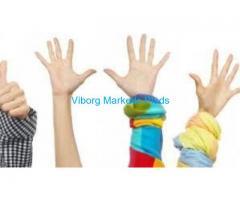 Flittige hænder søges!