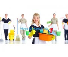 Rengøring kontor/virksomhed tilbydes